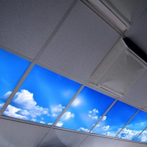 HAPPYSKY LED/Varia LED ® – décor de faux plafond rétro-éclairé